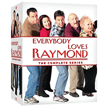 Amazon com: Everybody Loves Raymond: The Complete Series