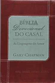 Bíblia Devocional do Casal. Vermelha