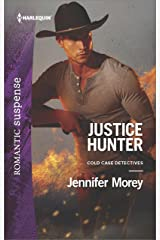 Justice Hunter (Cold Case Detectives Book 2) Kindle Edition