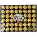 48 Count Ferrero Rocher 21.2-Oz. Hazelnut Chocolates