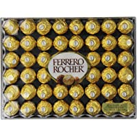 Ferrero Rocher 21.2-Oz. Hazelnut Chocolates (48-Count)
