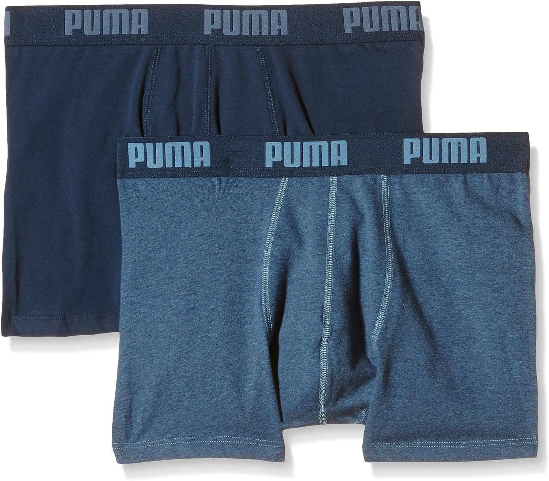 PUMA Herren Boxer Basic 2p Boxershort: Puma Bodywear: Amazon