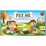 Logic Roots Pet Me Multiplication and Division Board Game Stem Toy Math Resource