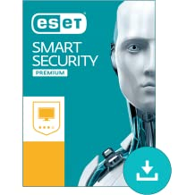 ESET Smart Security Premium for Windows 2018 | 1 Device & 1 Year | Download with License [Download]
