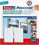 Tesa 58031-00021-01 Powerstrips Strisce Adesive Appendi Quadri