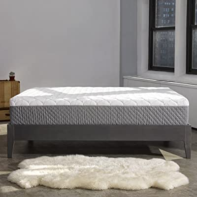 Sleep Innovations 12-Inch Gel Memory Foam Mattress
