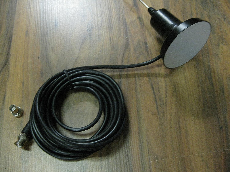 Amazon.com: Soporte magnético largo alcance Antena para ...