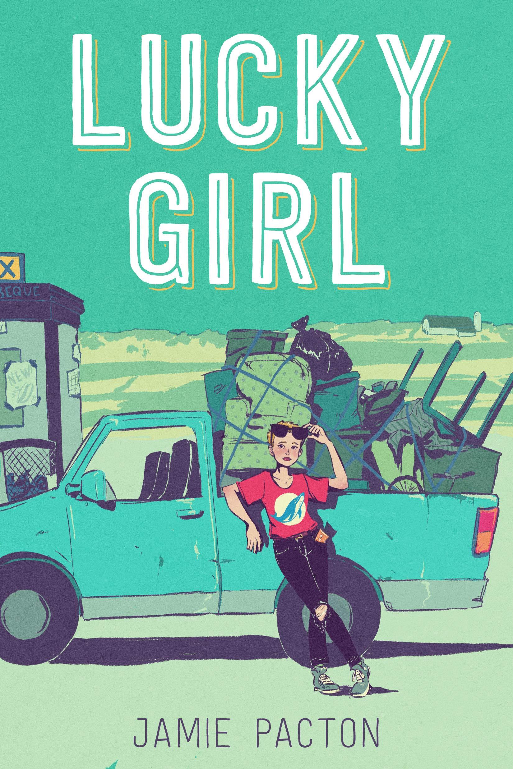 Amazon.com: Lucky Girl (9781645672081): Pacton, Jamie: Books