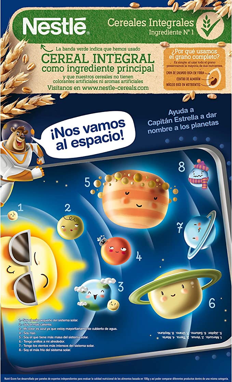 Cereales Nestlé Estrellitas - 1 paquete de 450 g: Amazon.es ...