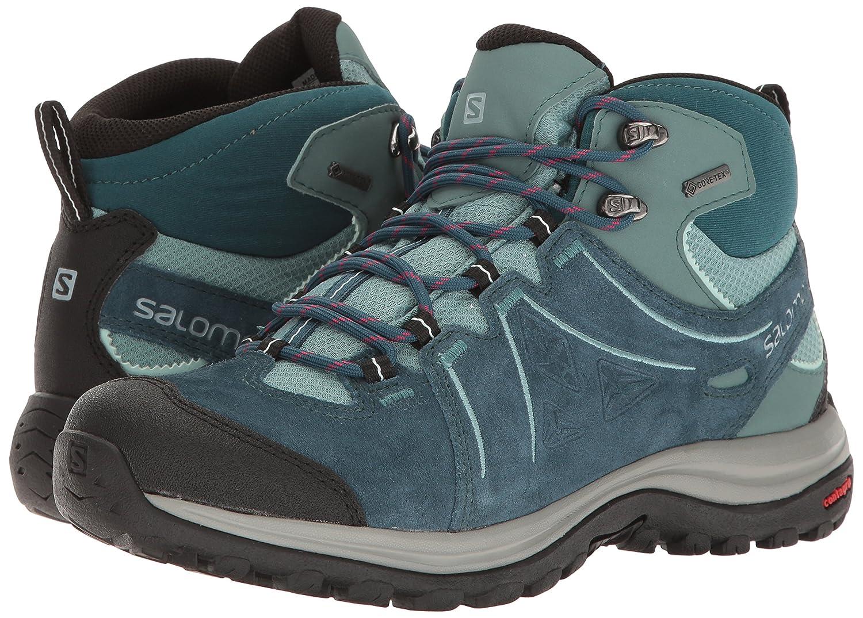 Salomon Women's Ellipse 2 Mid LTR GTX W Hiking Boot Pond/Artic/North B01HD2U1X8 8 B(M) US|Reflecting Pond/Artic/North Boot Atlantic 3f7dba