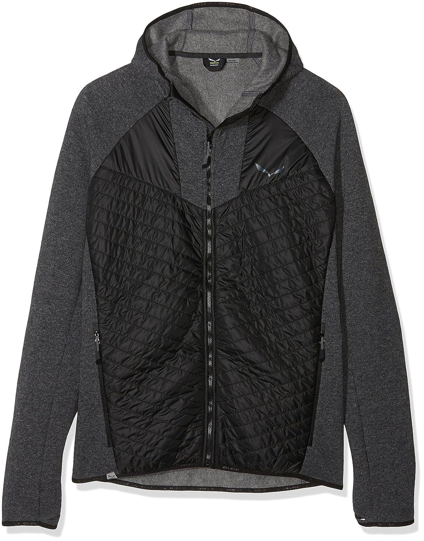 noir out 0936 2X Salewa Fanes Hybrid veste Veste à Capuche pour Homme