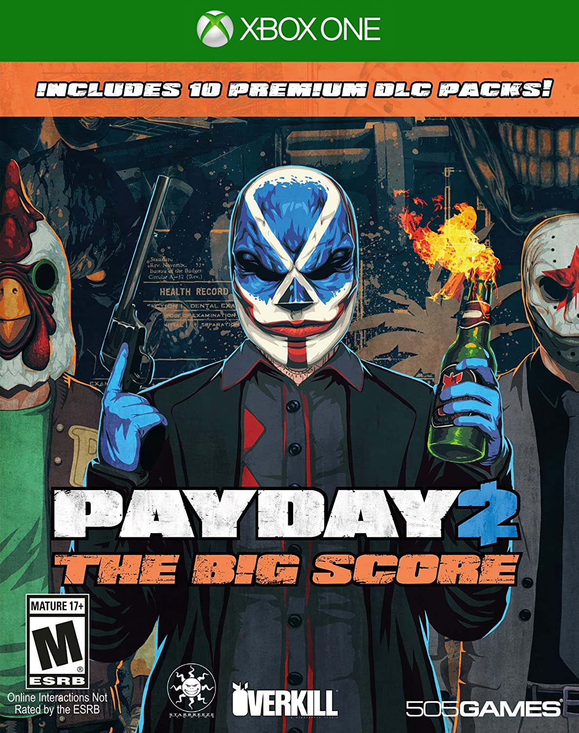Payday 2 update 5 notes on dating