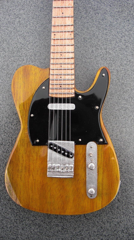 RGM74 Bruce Springsteen Guitarra en miñatura: Amazon.es: Electrónica