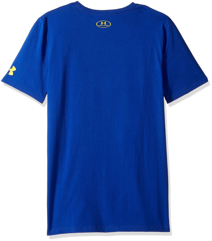 Under Armour Boys SC30 Logo Short Sleeve Tee