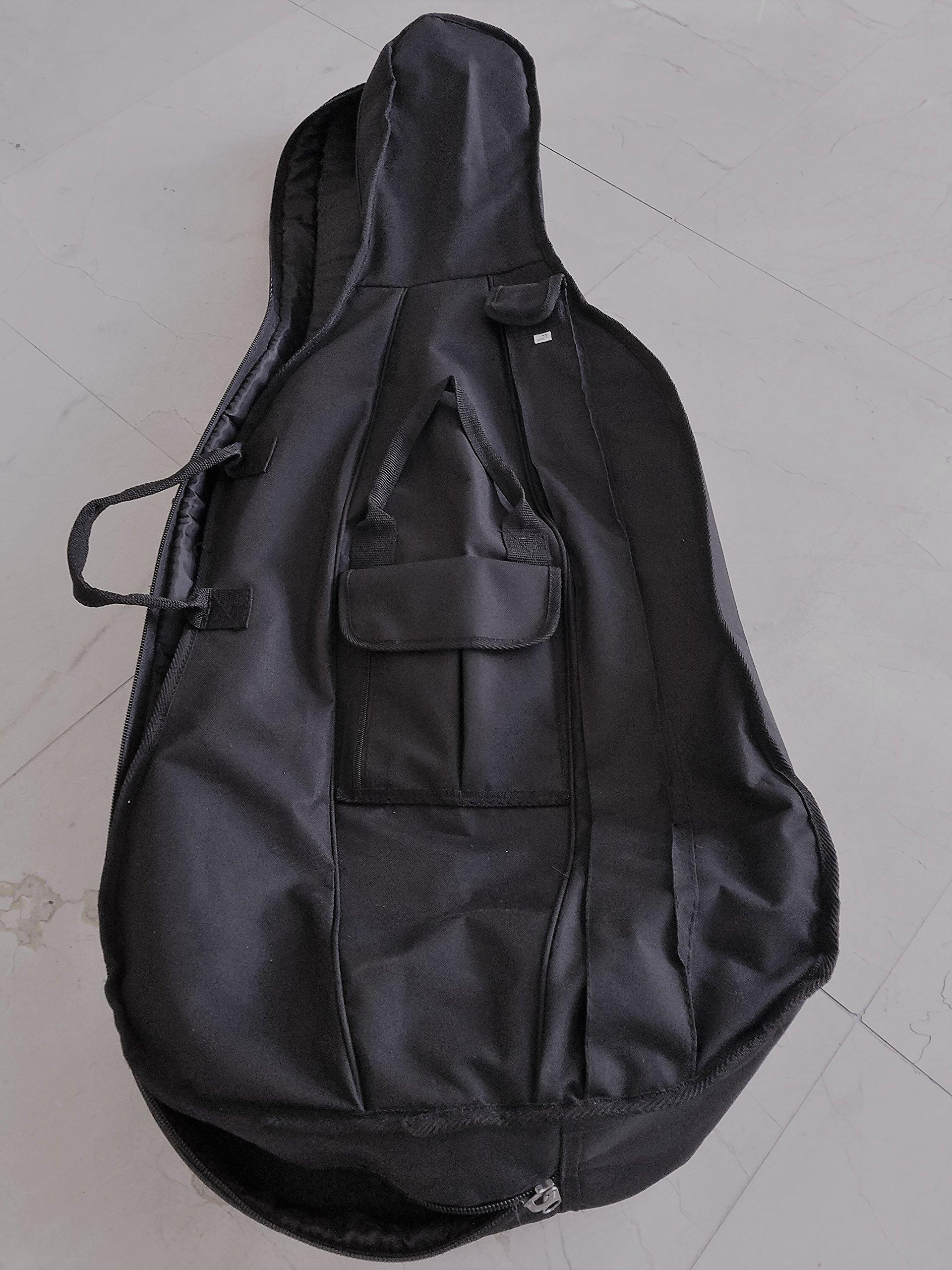 Cello Bag (4/4) by Stravari - Old Master Brand (Image #1)