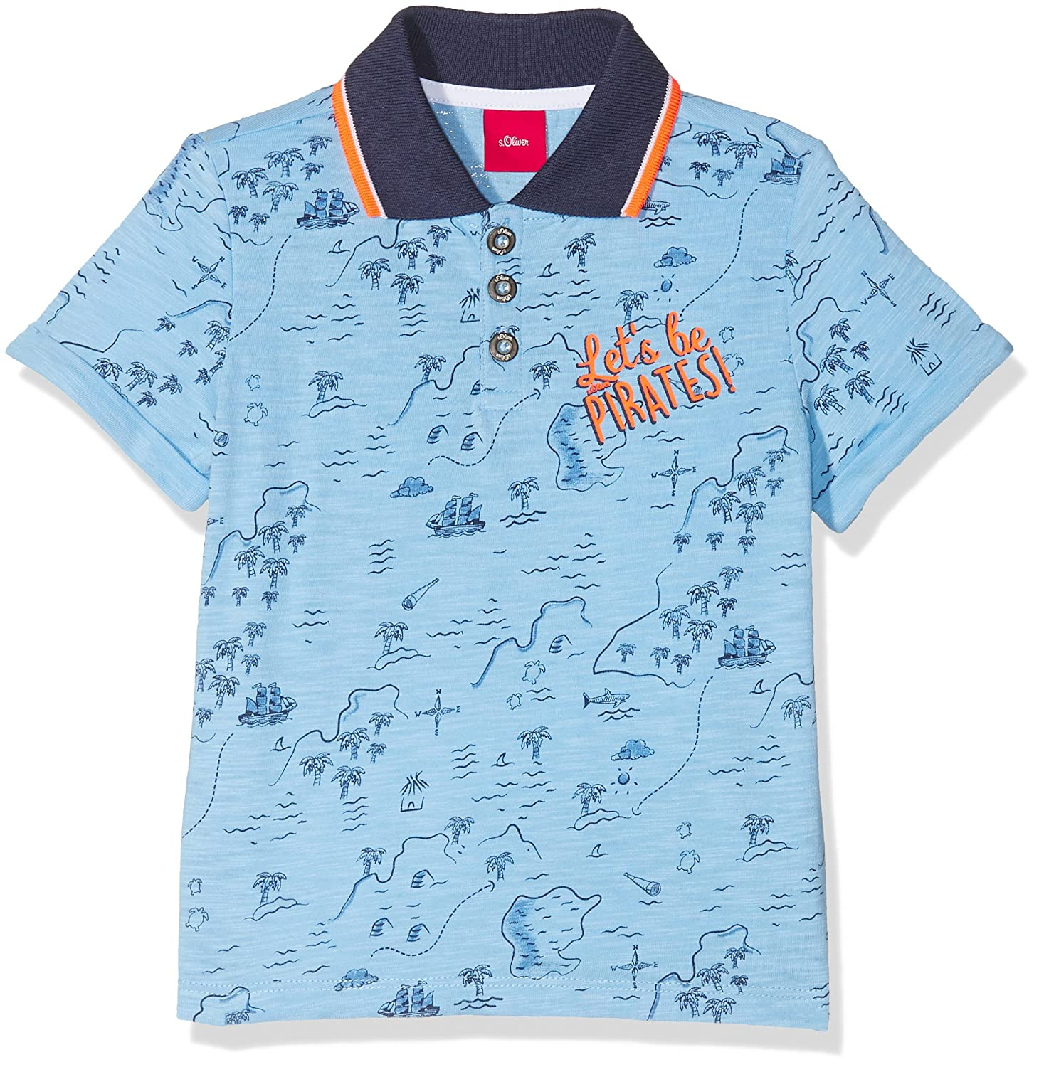 s.Oliver Baby Boys' Polo Shirt 65.804.35.5144