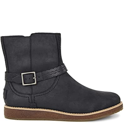 black ankle ugg boots