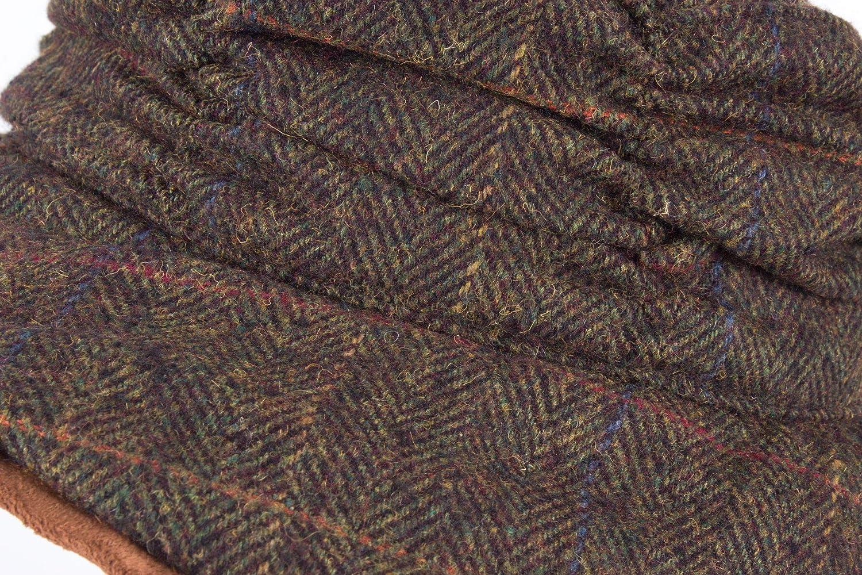 Autumn//Winter Wool Mix Fenside Country Clothing Ladies Tweed Wide Brim Bucket Style Hat