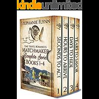 Matchmaker Complete Series Books 1-4: Time Travel Romances (Matchmaker Series)