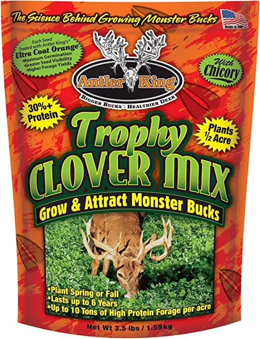 Top 9 Antler King Food Plot
