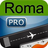 Aeroporto di Fiumicino -Roma + Flight Tracker