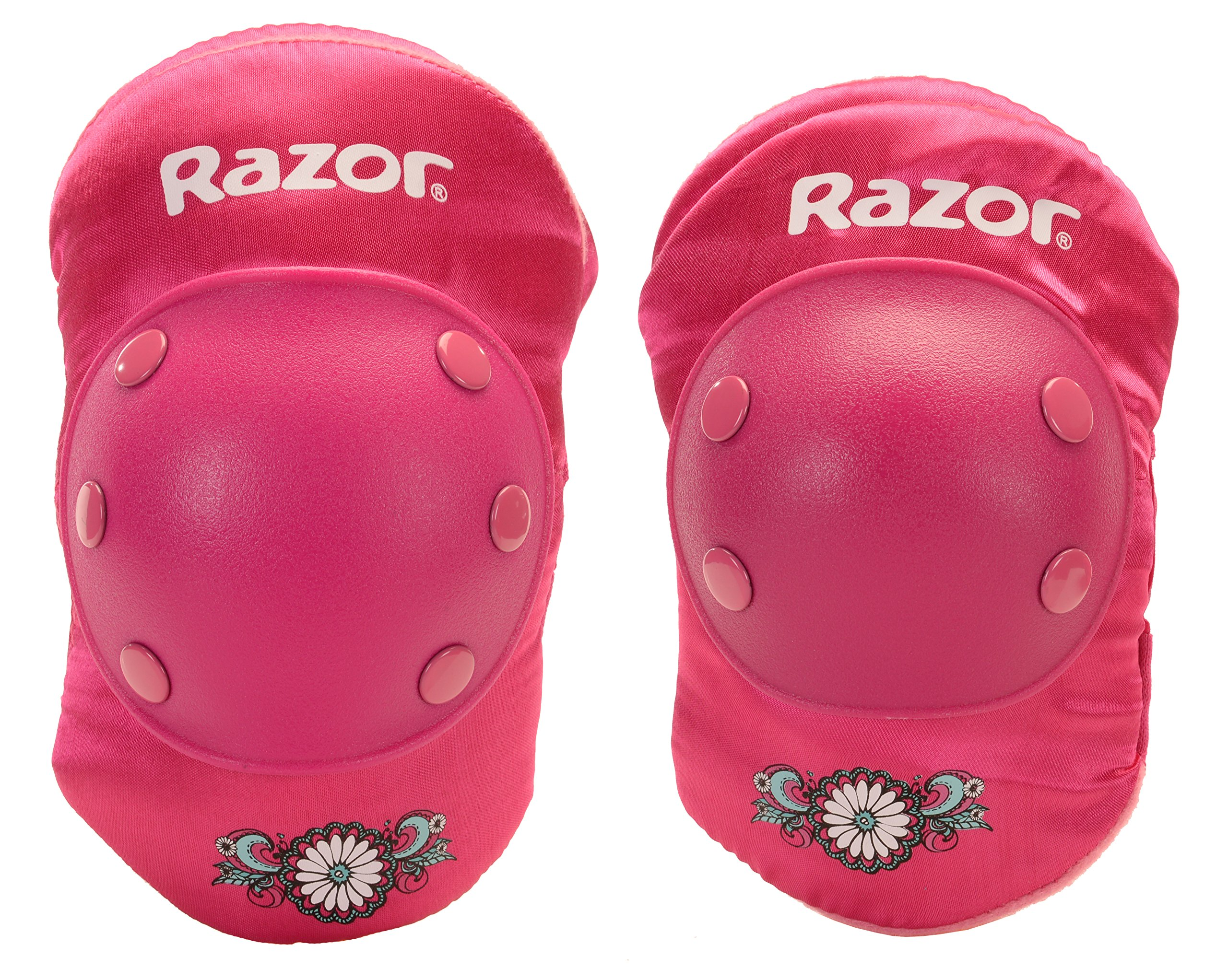 Razor Elbow and Knee Padset, Daisy