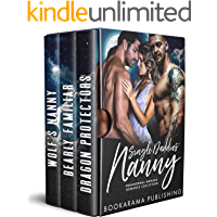 Single Daddies' Nanny: Paranormal Menage Romance Collection book cover