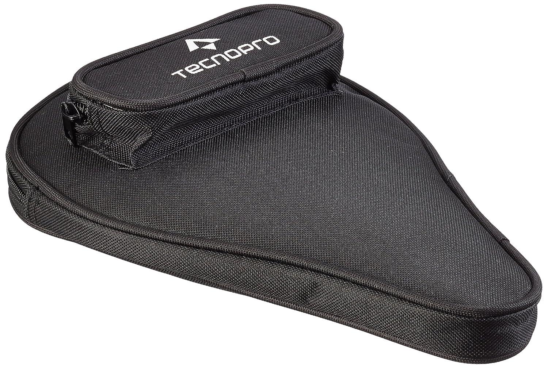TECNOPRO racchetta di custodia con vano per la pallina, Racchetta da Tennis, Nero, One size ADIL0|#adidas 100325