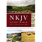 NKJV Study Bible, Full-Color: The Complete Resource for Studying God's Word