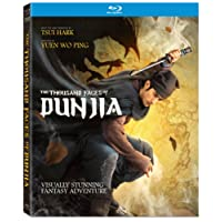 The Thousand Faces of Dunjia [Blu-ray]