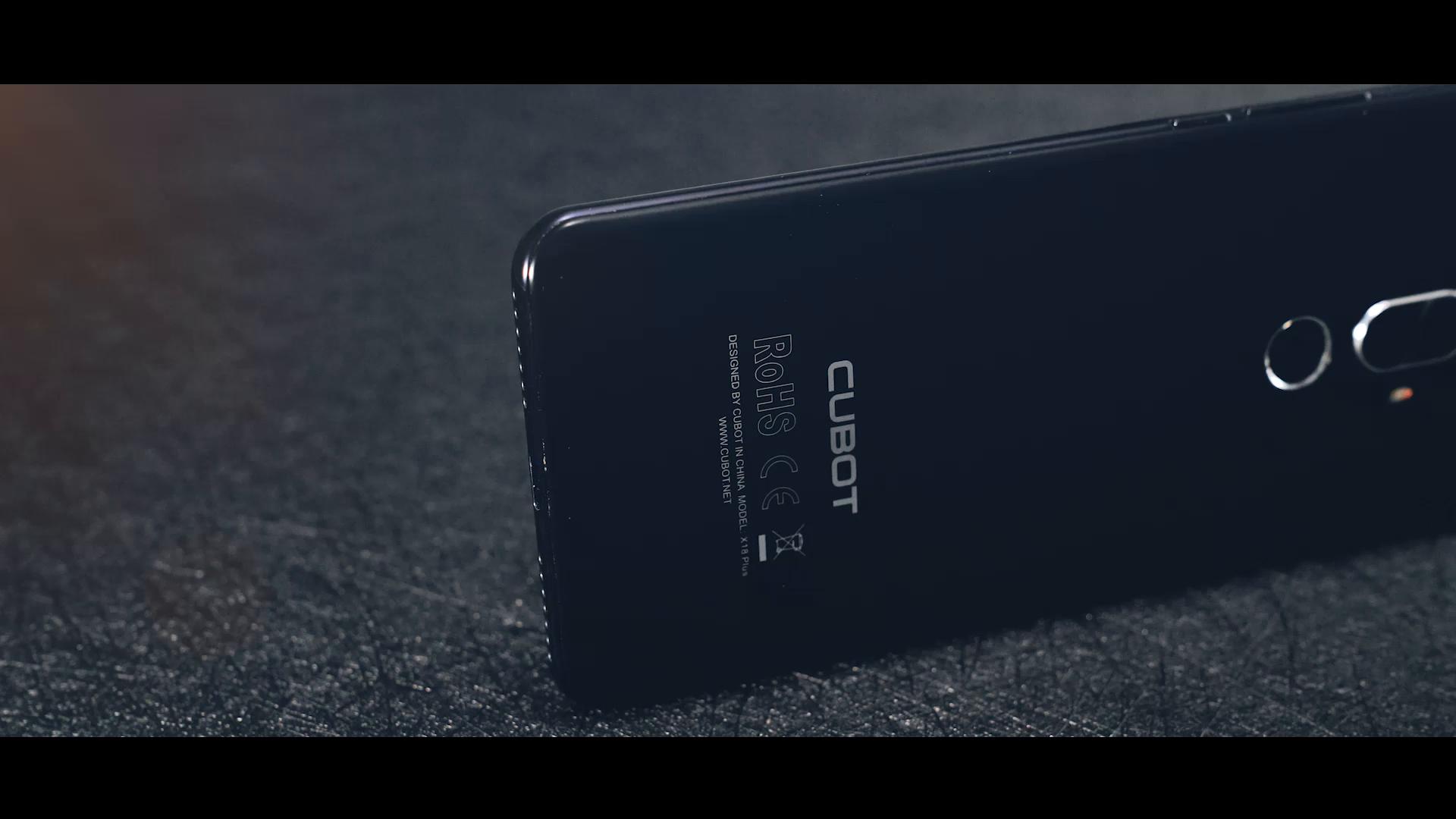 CUBOT X18 Plus - 4GB + 64GB Smartphone Libre de 18:9 Sin límite ...