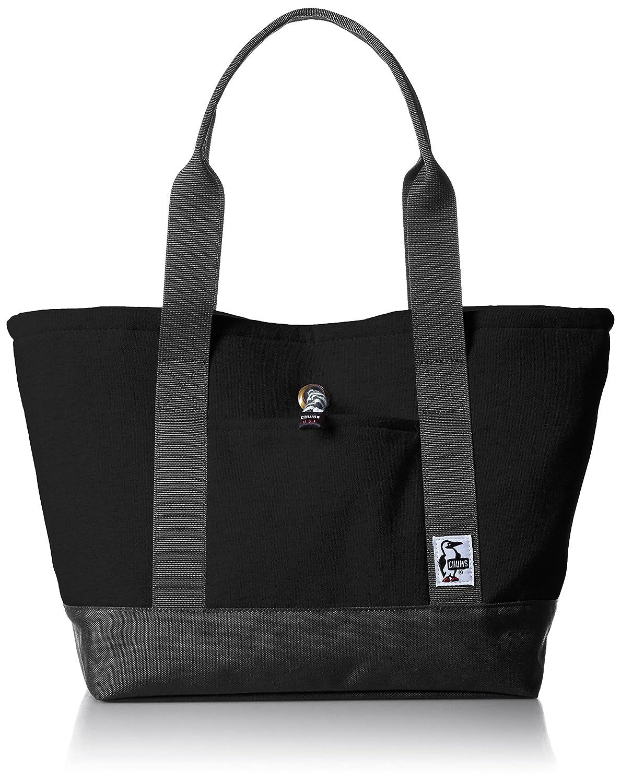 [チャムス] トートバッグ Tote Bag Sweat Nylon M CH60-0686-A046-00 B01MSDG0OA ブラックチャコール ブラックチャコール