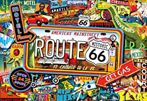 Buffalo Games - America's Main Street - 2000 Piece Jigsaw Puzzle