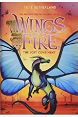 Wings of Fire, Book Eleven: The Lost Continent Hardcover