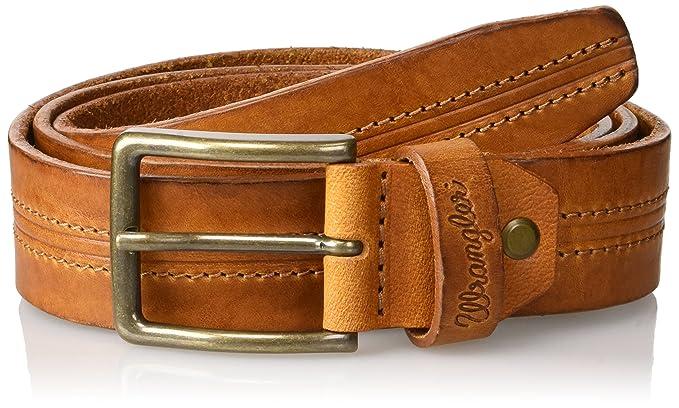 Wrangler Double Stitch Belt, Ceinture Homme  Amazon.fr  Vêtements et  accessoires 40b14d1c829
