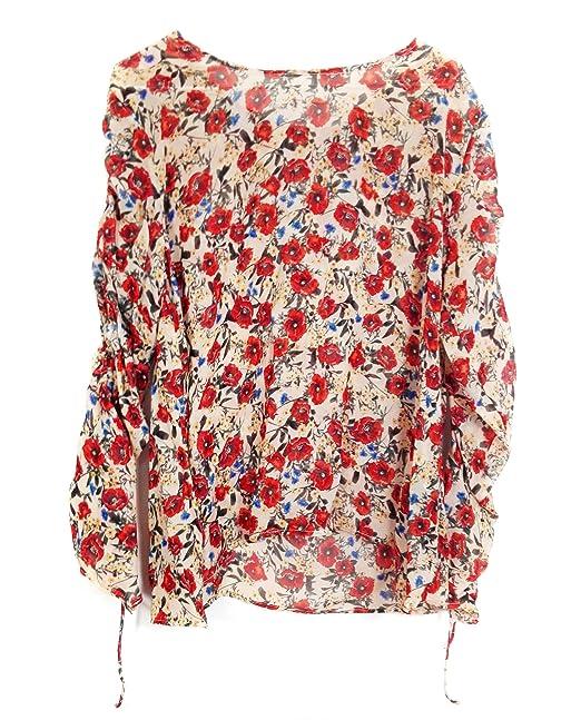 Zara - Camisas - para mujer Bianco Large