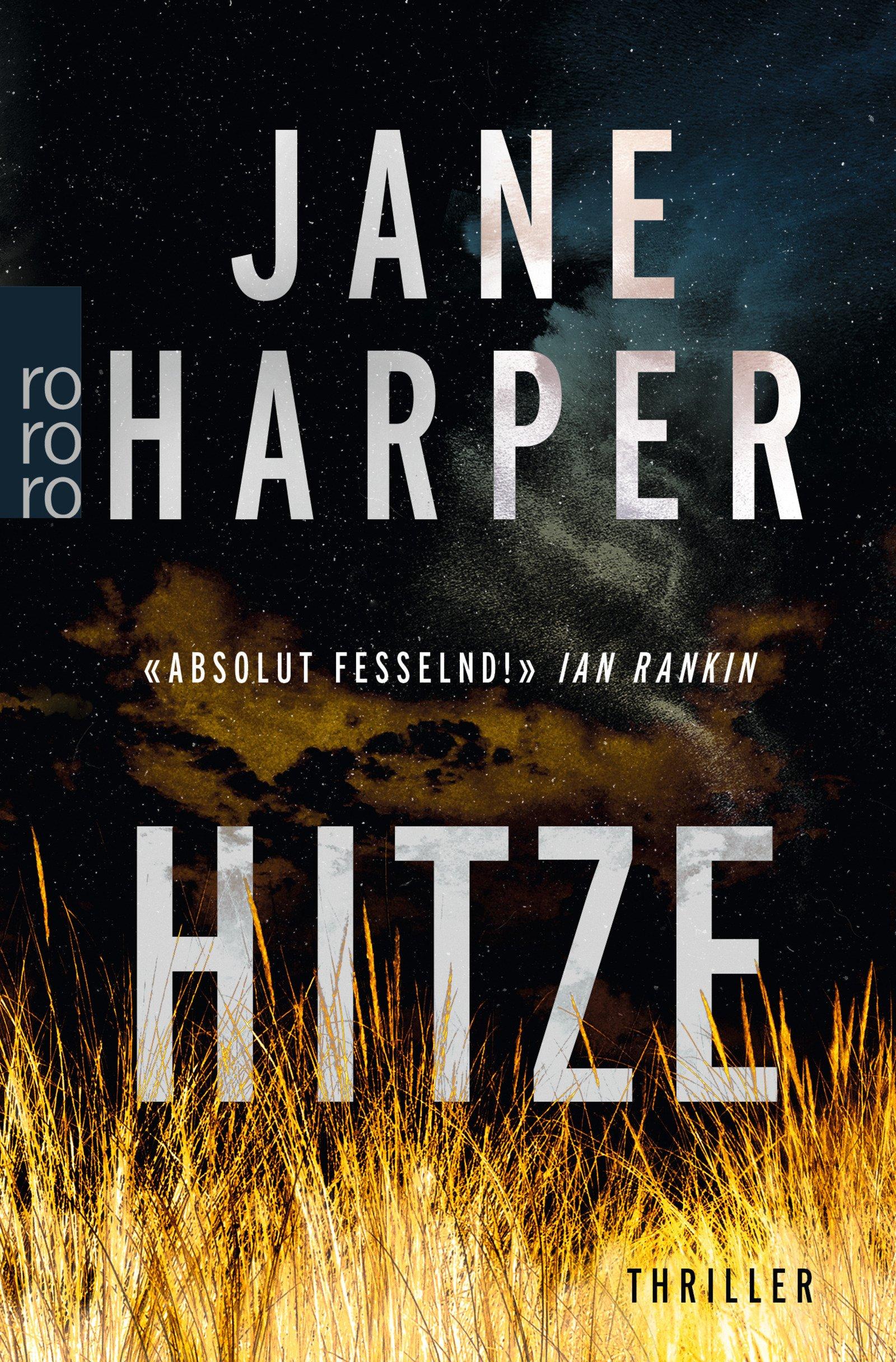 Hitze (Aaron Falk ermittelt Band 1)