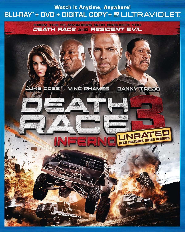 Amazon Com Death Race 3 Inferno Blu Ray Luke Goss Danny Trejo Ving Rhames Dougray Scott Tanit Phoenix Fred Koehler Robin Shou Hlubi Mboya Roel Reine Movies Tv