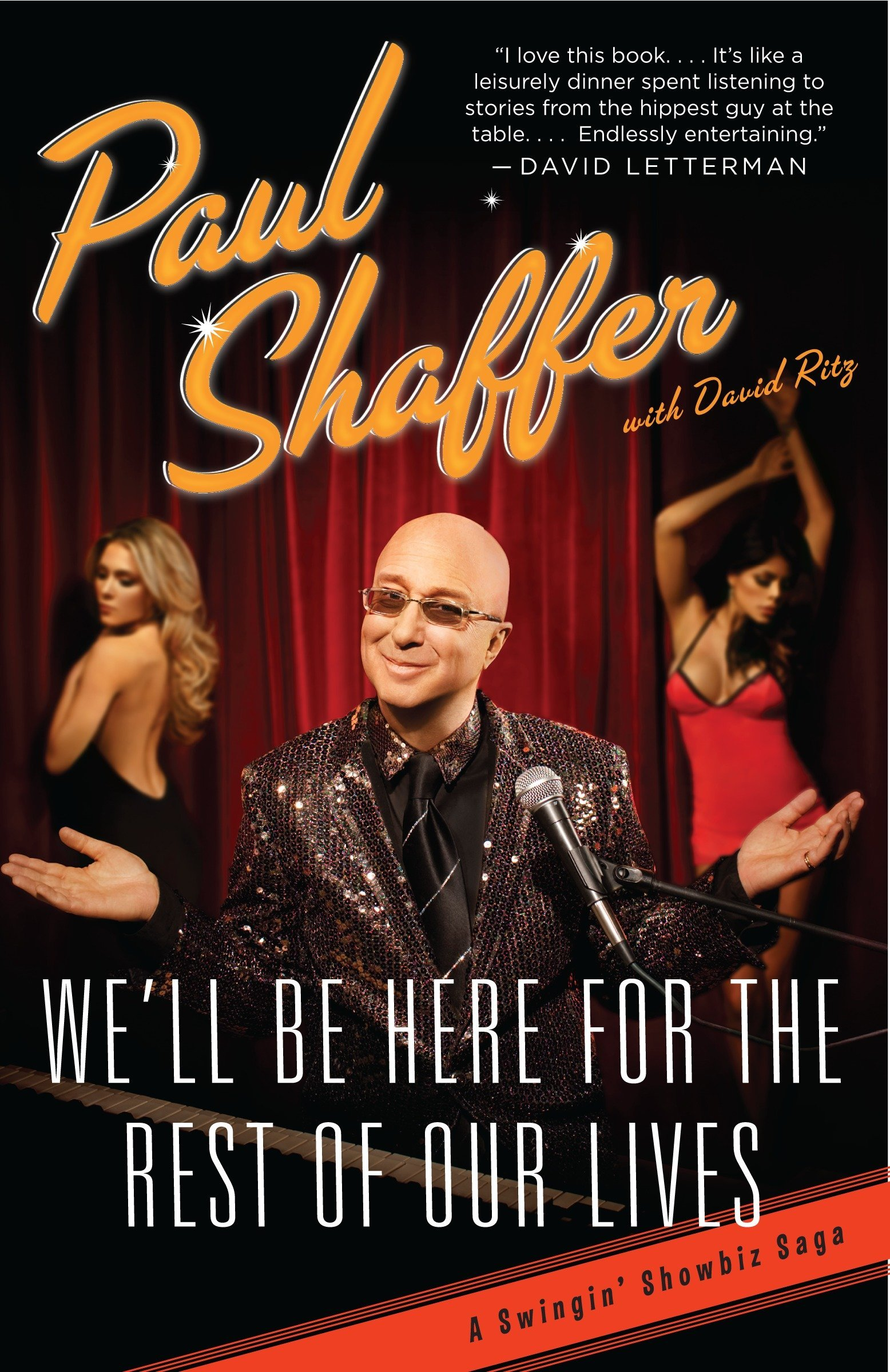 We'll Be Here For the Rest of Our Lives: A Swingin' Showbiz Saga pdf