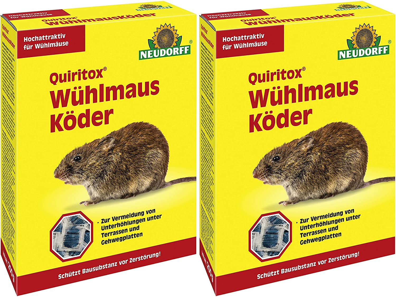 Quiritox Wühlmausköder 200 G Amazonde Garten