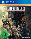 Final Fantasy XII The Zodiac Age - Limited Steelbook Edition- [PlayStation 4]