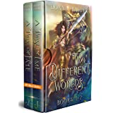 Two Different Worlds Box Set - The Mika & Leah Cross Saga Books 1 & 2