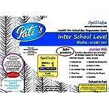 Study Set : MaRRS Pre School Bee - Junior KG - Maths - Inter School level