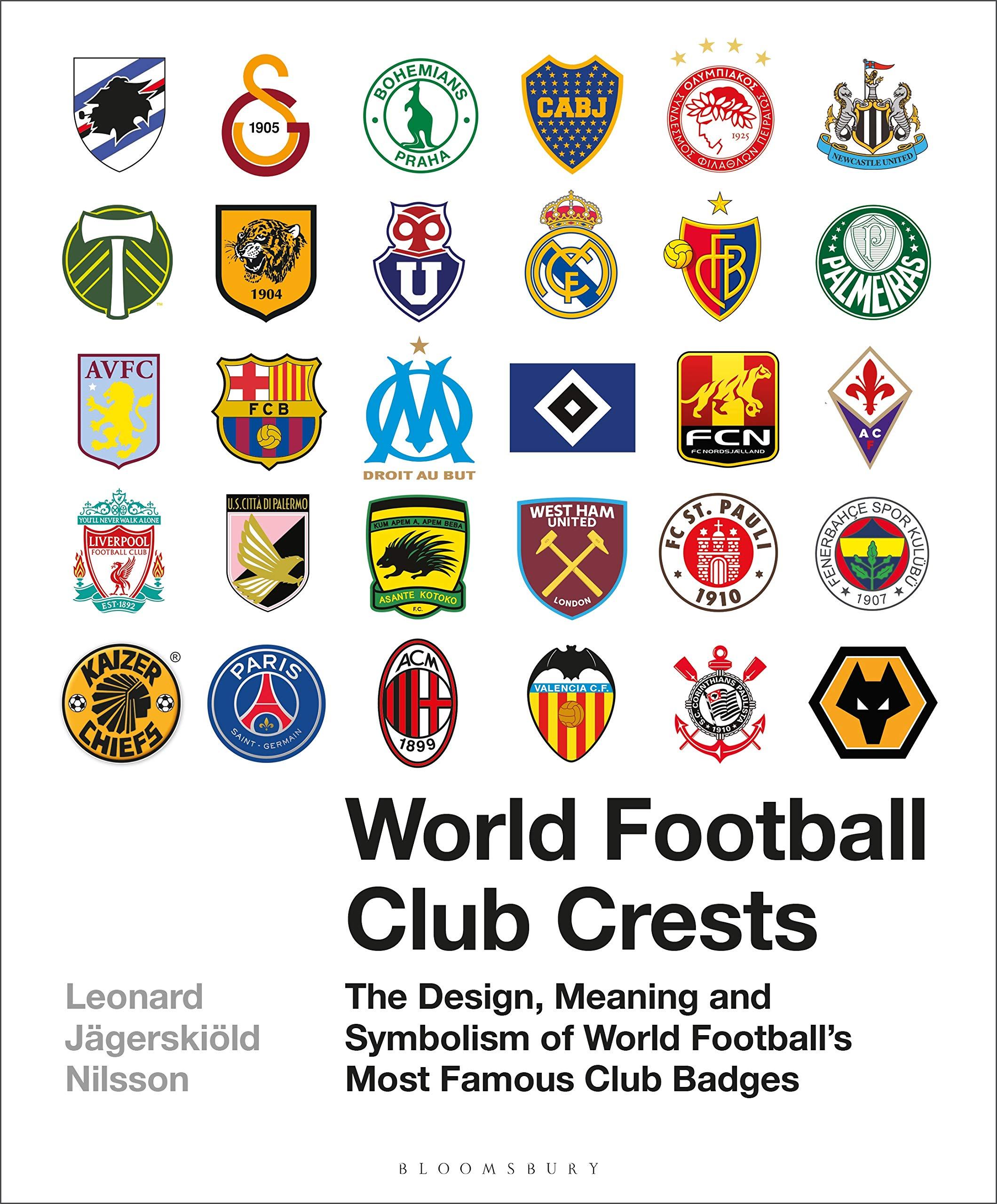 World Football Club Crests: Amazon co uk: Leonard