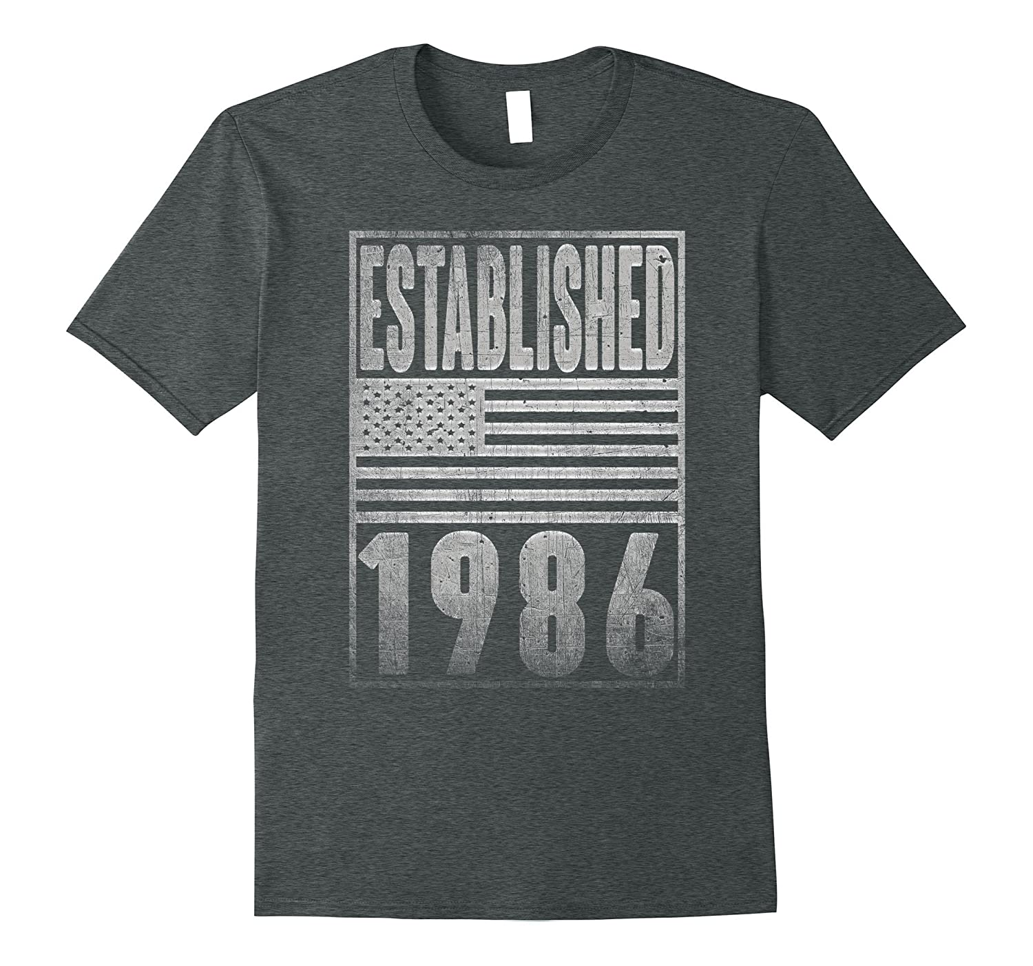 Established Since 1986 Straight Outta Style For 31 Years Old