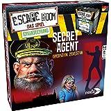 Noris Spiele 606101776 Escape Room Erweiterung Secret Agent, nur mit dem Chrono Decoder Spielbar