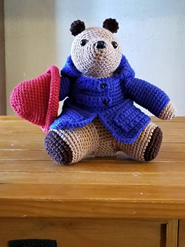 Amazon Paddington Bear Handmade