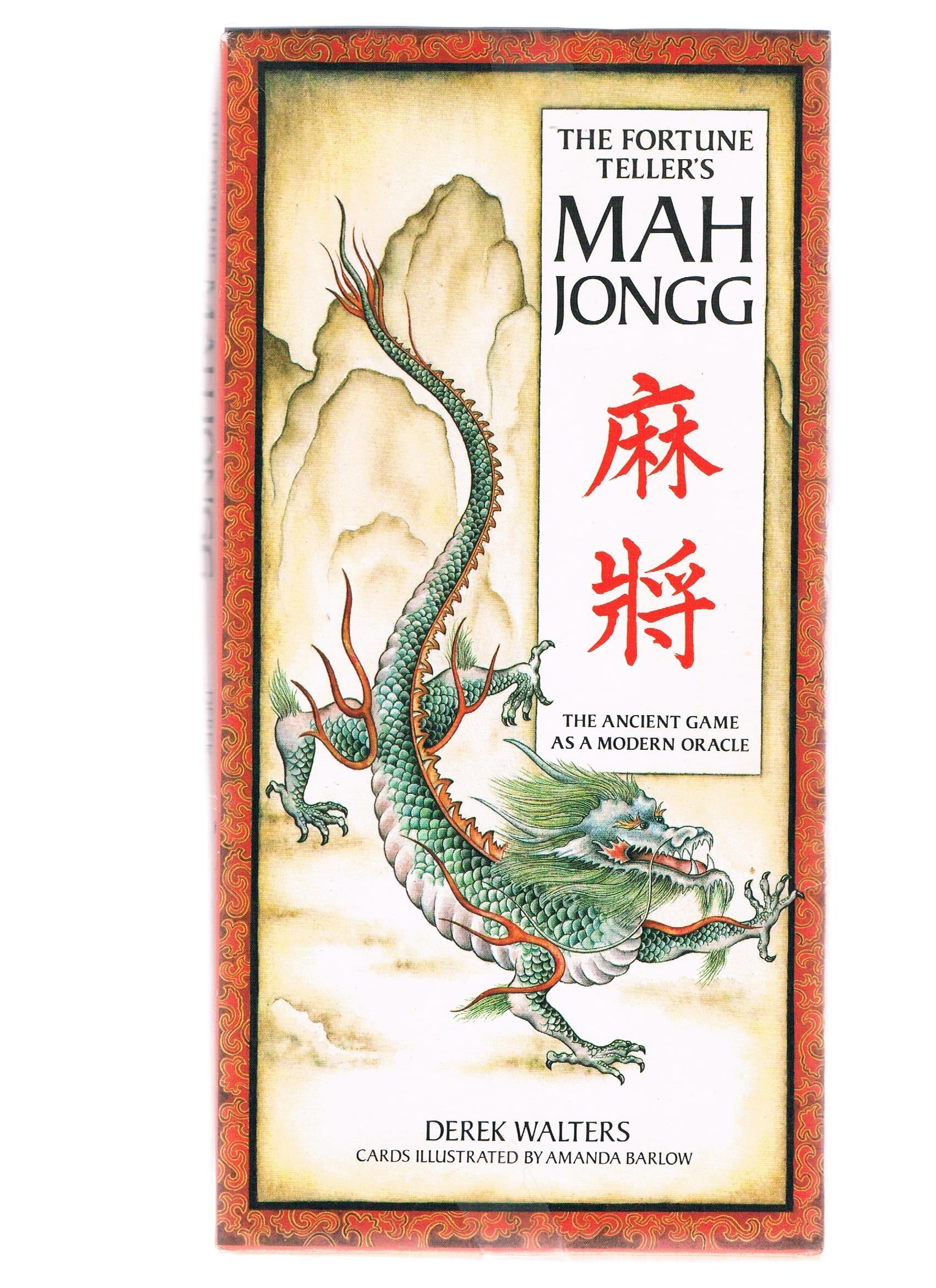 Fortune Teller's Mah Jongg, Walters, Derek