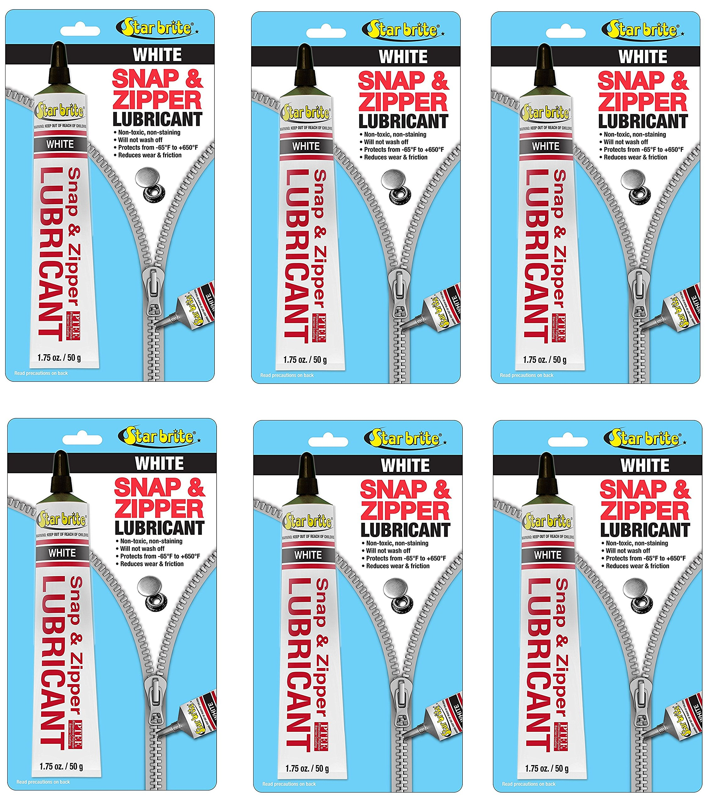 Star Brite Snap and Zipper Lubricant with PTEF (6)