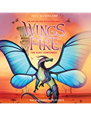 The Lost Continent: Wings of Fire, Book 11
